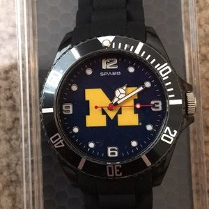 Other - Michigan Wolverines Sport Watch